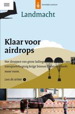 Magazine op iphone (staand)
